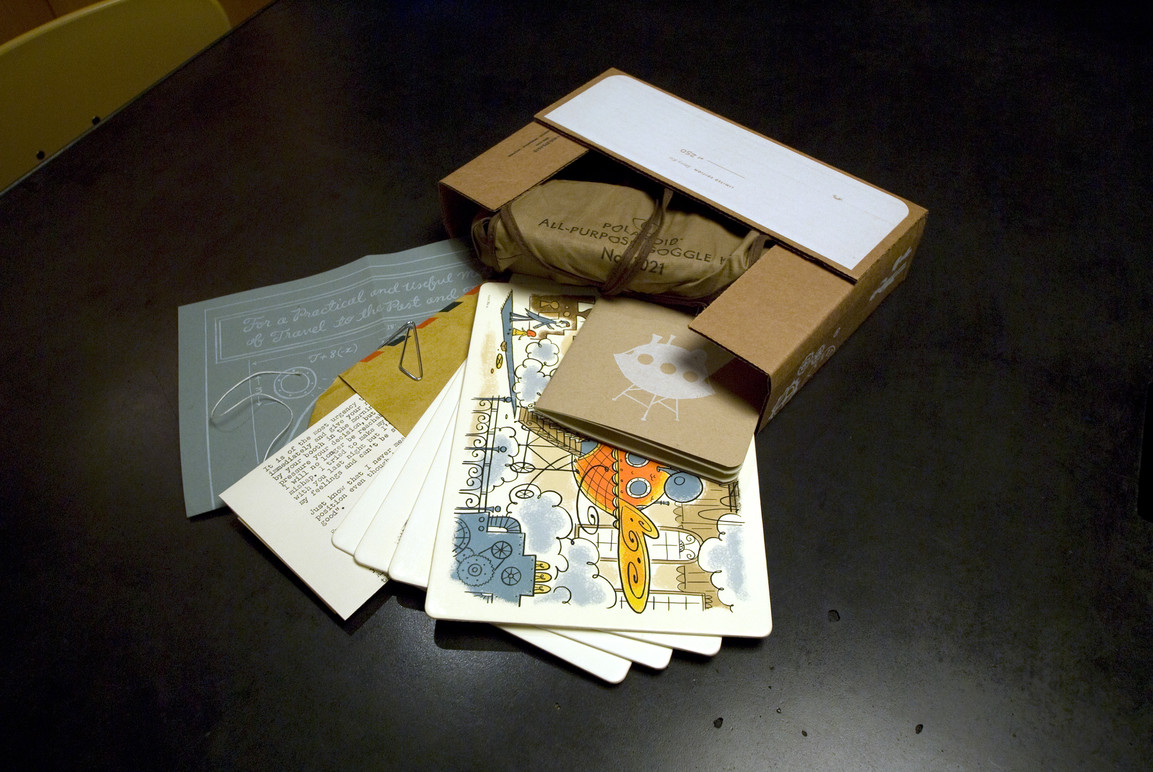 Story Kit with all of the enclosed components.