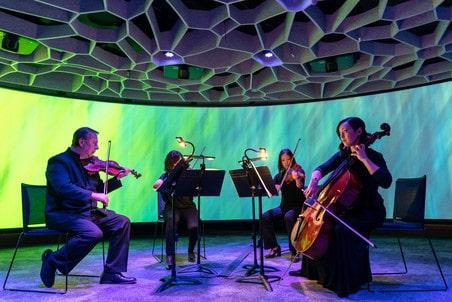 Octave 9. Photo by James Holt / Seattle Symphony