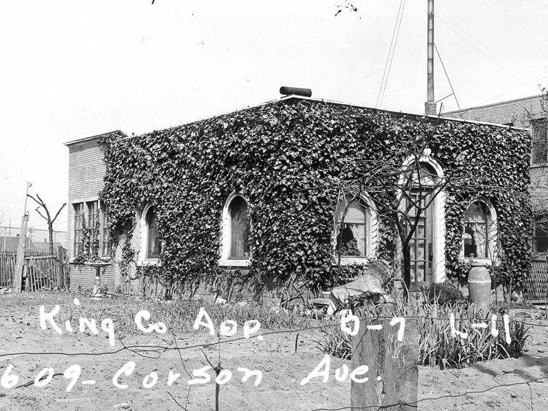 Corson Building
