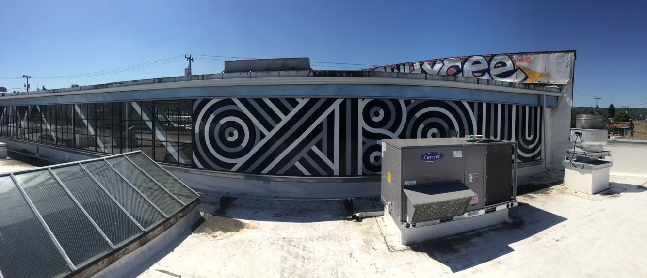 Oxbow Mural
