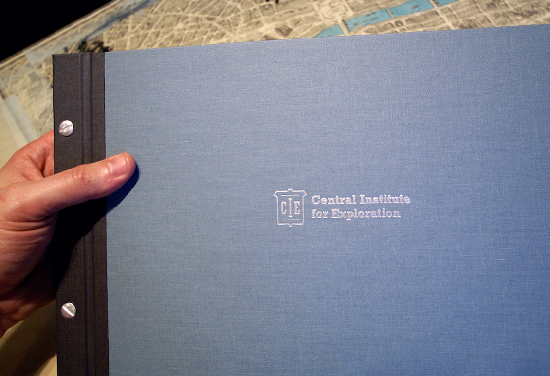 C.I.E. identity standards manual.