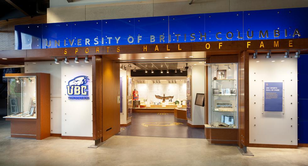 UBC Sports Hall of Fame