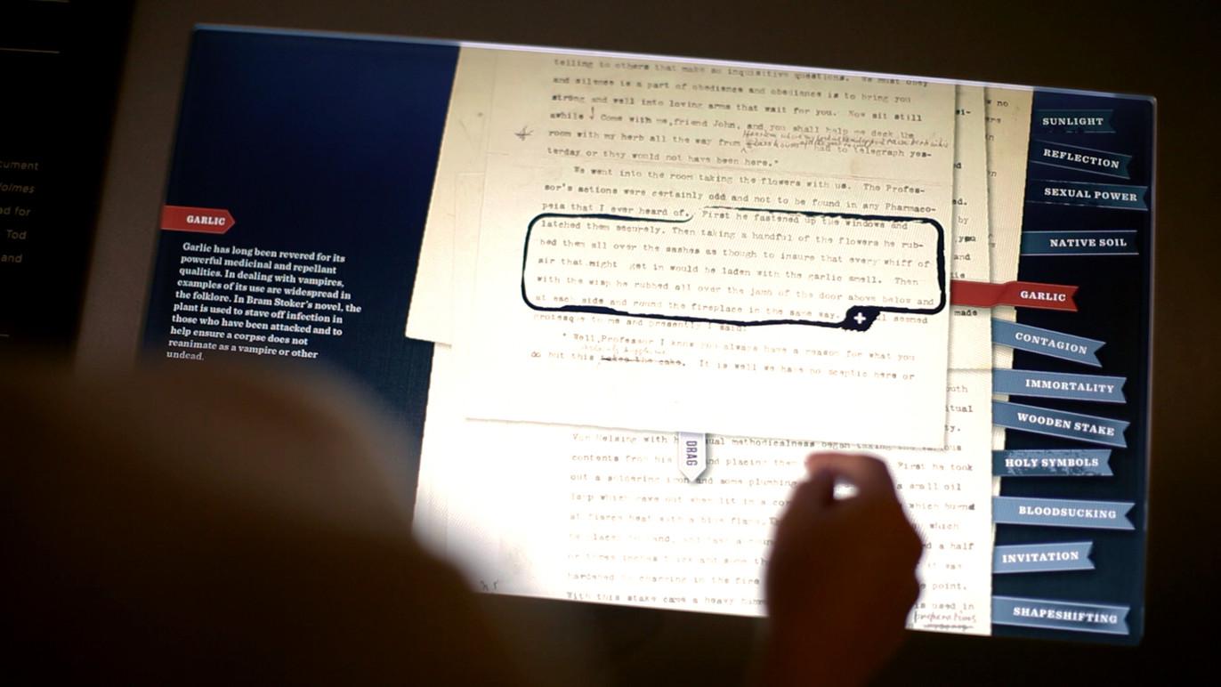 Stoker manuscript interactive.