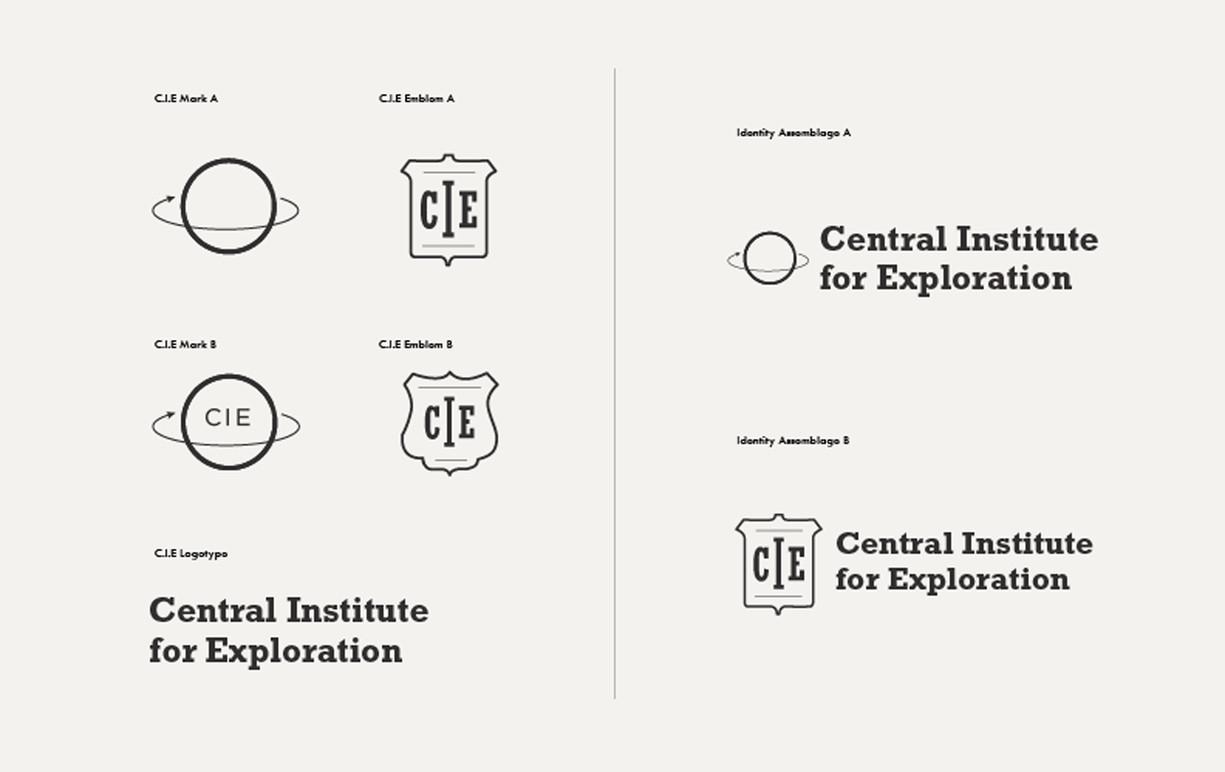 Core identity elements.